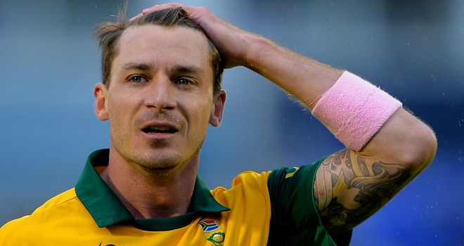 Dale Steyn: The fast bowler is back in South Africa's T20 squad to face Pakistan