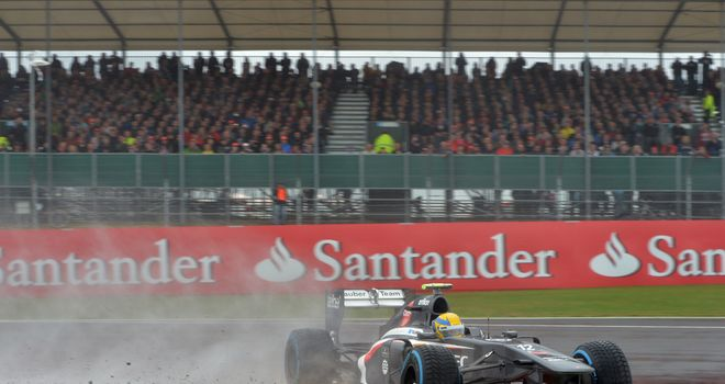 Sauber: Struggling both on and off the track