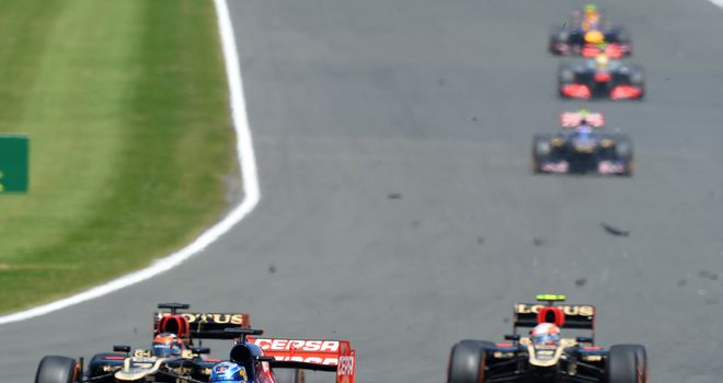 The FIA says that the events of Silverstone were a 'genuine safety concern'
