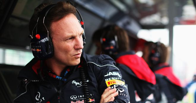 Christian Horner: Says Mercedes are now in the title hunt