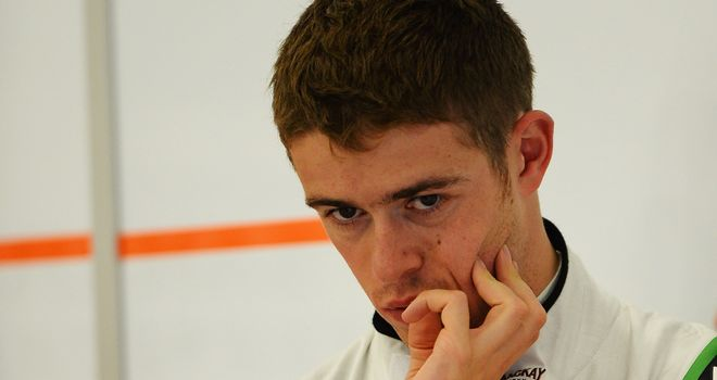 Paul Di Resta: Hoping Force India can be competitive in Belgium