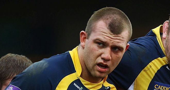 Gareth Denman: Former Leeds Carnegie prop signs for Northampton Saints