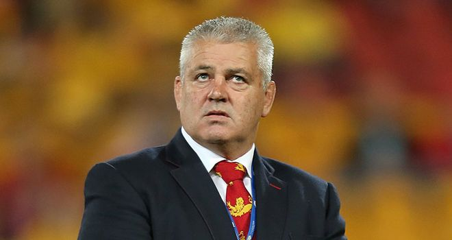 Warren Gatland relieved by dramatic Lions win