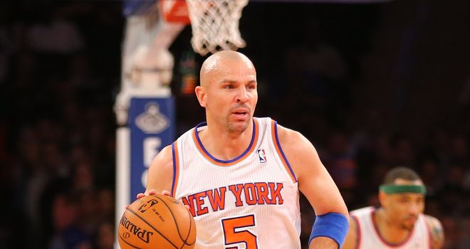 Jason Kidd: Makes instant transition from player to coach