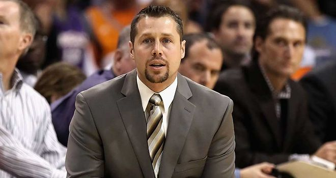 David Joerger: New head coach of Memphis Grizzlies