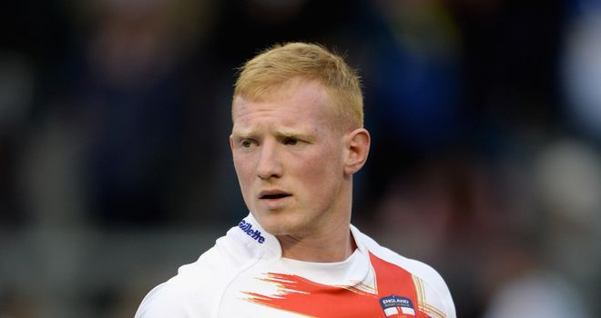 Liam Farrell: Hoping Wigan Warriors have a strong presence at the 2013 World Cup