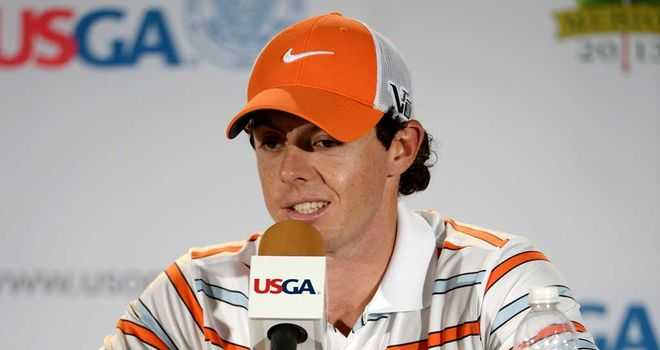 Rory McIlroy: Chasing second US Open title