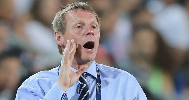 Stuart Pearce: Former England Under 21 coach assesses future hopes