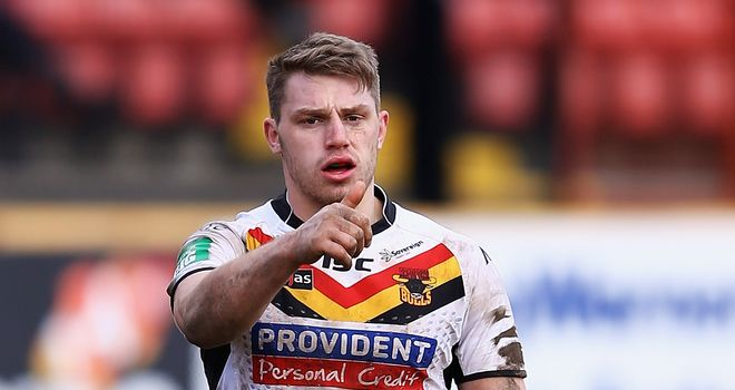Elliott Whitehead: Free to play for Dewsbury Rams