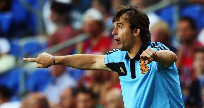 Julen Lopetegui: Spain coach insists his side can still improve despite cruising into U21 Euro final