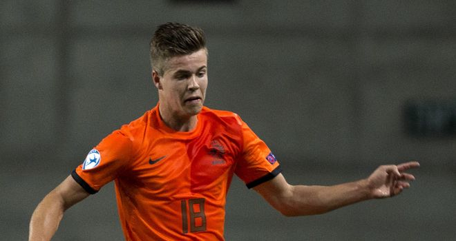 Marco van Ginkel: Holland midfielder has been linked with Chelsea and Manchester United