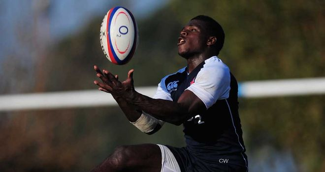 Christian Wade: Pleasantly surprised by his call into the British & Irish Lions squad