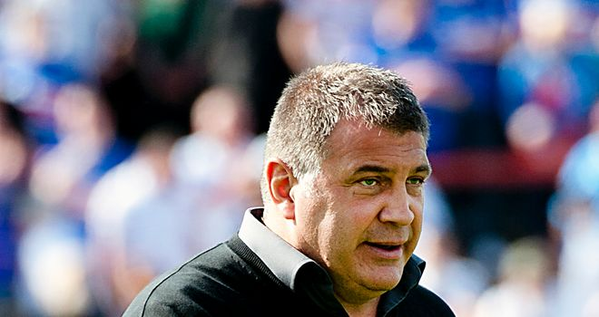 Shaun Wane: Wants to retain League Leaders' Shield