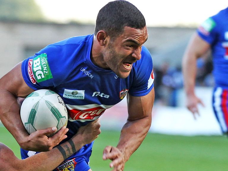 Paul Aiton: Receiving medical treatment