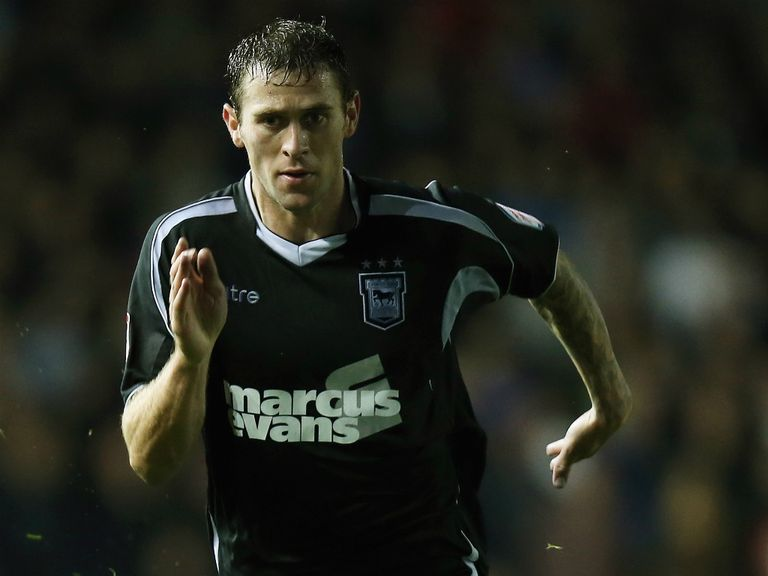 Daryl Murphy: Is hoping to seal a permanent move to Ipswich