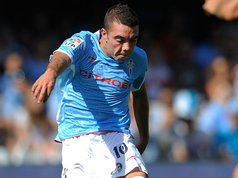 Iago Aspas: Liverpool move completed