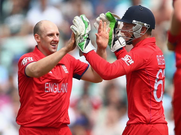 James Tredwell: England have not been good enough