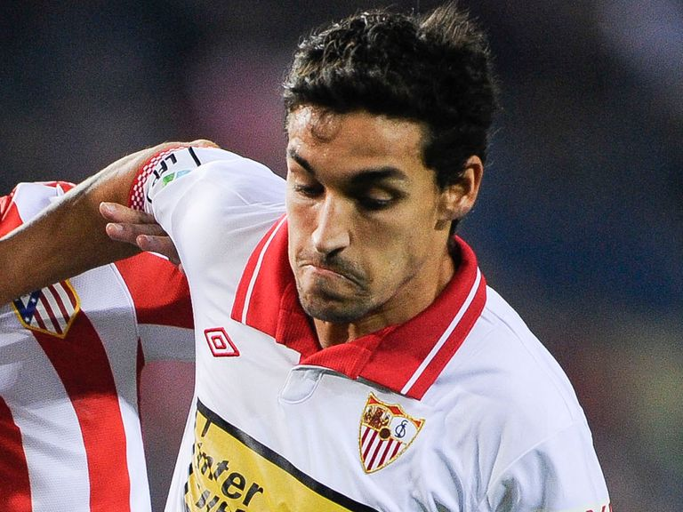 Jesus Navas: Mannchester City move completed