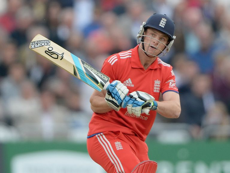 Jos Buttler: Leaving Somerset