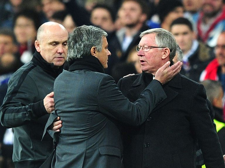 Mourinho: Ferguson not to blame for United's woes