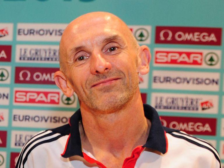 Neil Black: Not setting a medal target