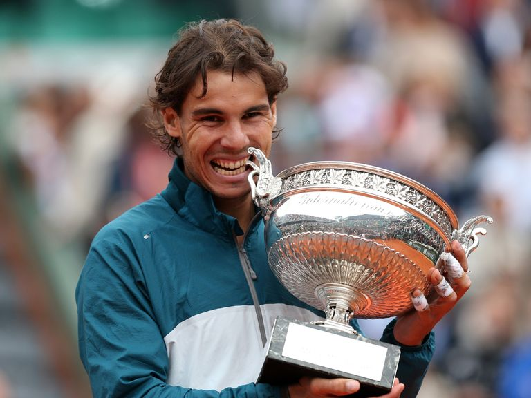 Rafael Nadal: King of Roland Garros once again in 2013