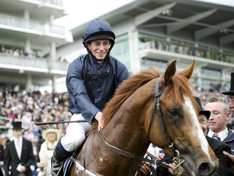 Ryan Moore teams up with Ruler Of The World