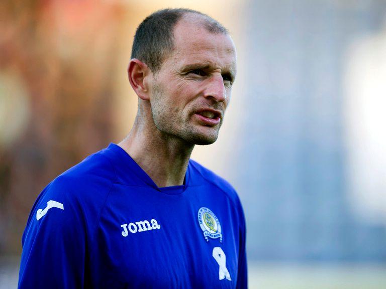 Allan Johnston: Set to become the new Kilmarnock boss