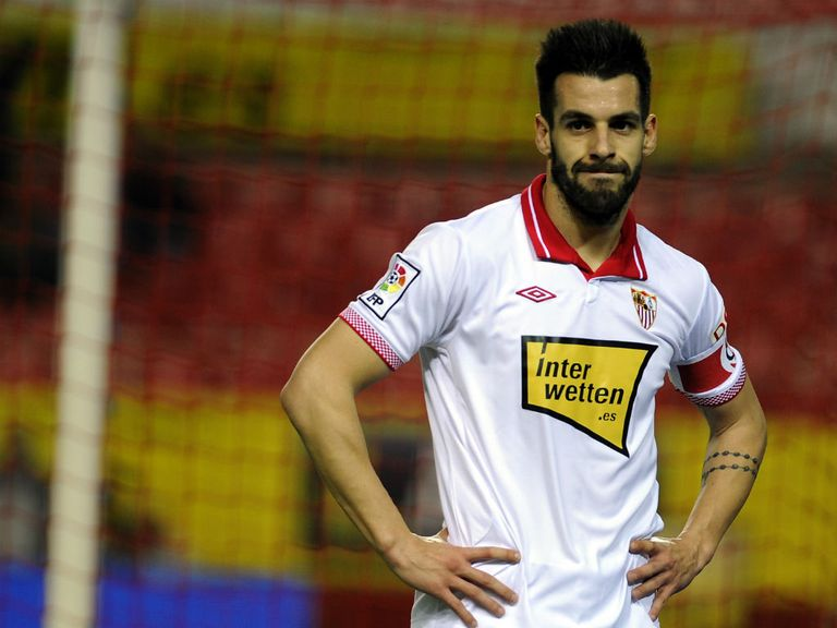 Alvaro Negredo: On brink of a move to Man City