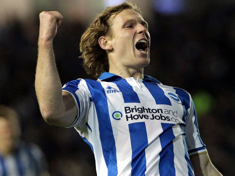 Craig Mackail-Smith: Keen to make his mark