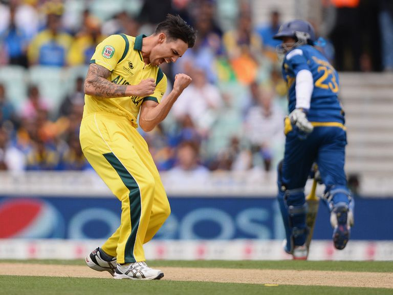 Mitchell Johnson: Backed to impress