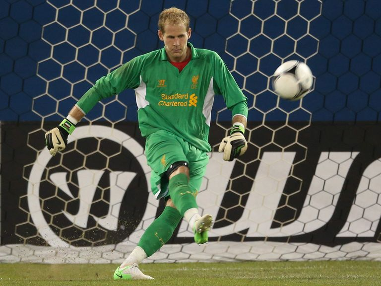 Peter Gulacsi: Exits Liverpool