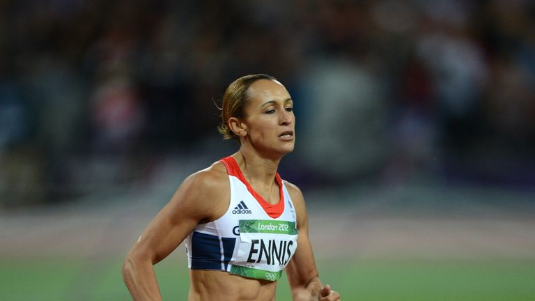 Jessica Ennis-Hill: Out of action for months