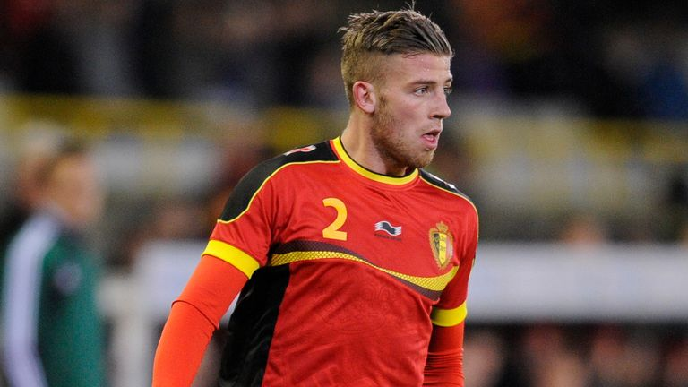 Toby Alderweireld: Expecting his move to Atletico Madrid to be completed soon