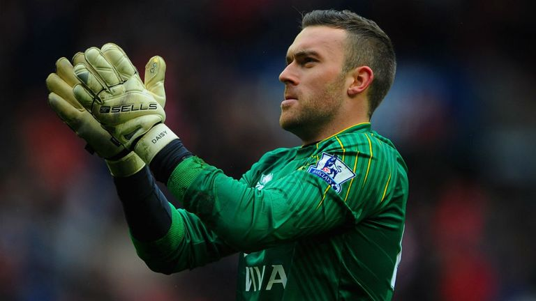 Lee Camp: Goalkeeper has signed a short-term deal at West Brom