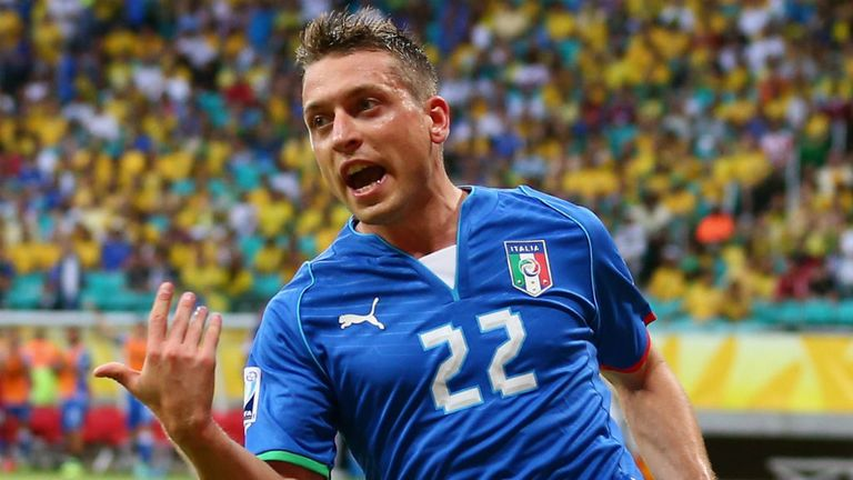 Emanuele Giaccherini: One of the best players in Europe according to Paolo Di Canio