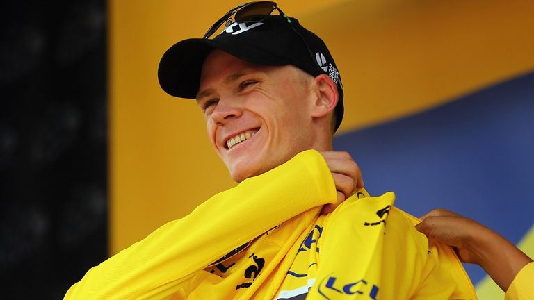 Chris Froome would have been happy to have lost time to his rivals on stage 17