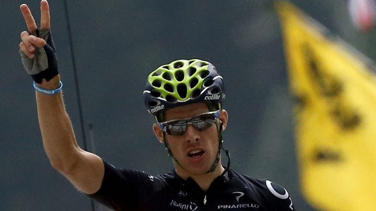 Rui Costa claimed his second win in four stages