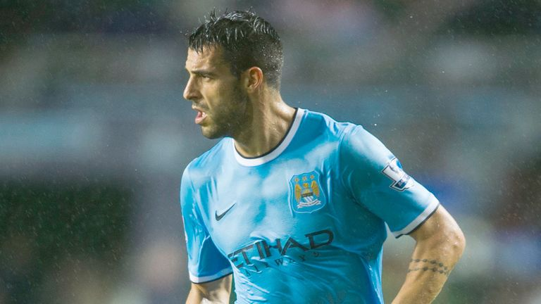 Alvaro Negredo: Expecting City to attack