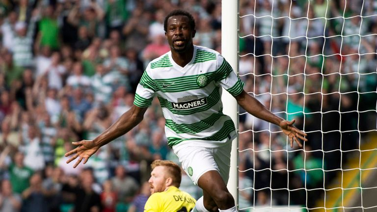 Efe Ambrose: Committed his future to Celtic