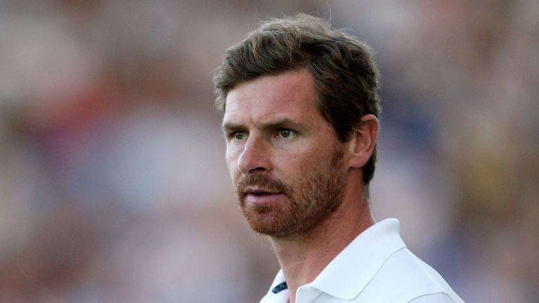 Andre-Villas-Boas: Spurs boss has been linked with Neilton