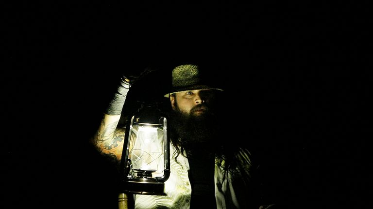 Bray Wyatt will meet Chris Jericho at Battleground on Sunday, July 20