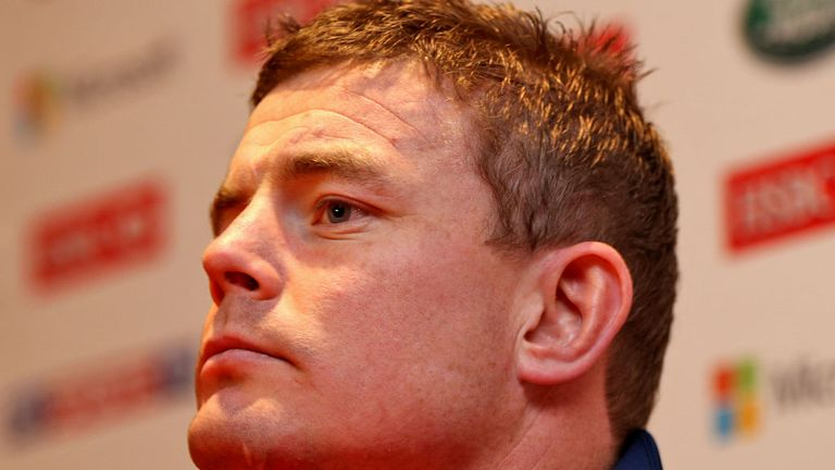 Brian O'Driscoll: Ready for Saturday