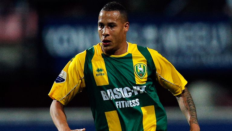 Tjaronn Chery: Fired the winner for Groningen