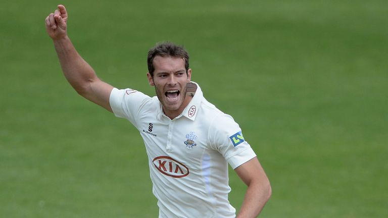 Chris Tremlett: Ready for action
