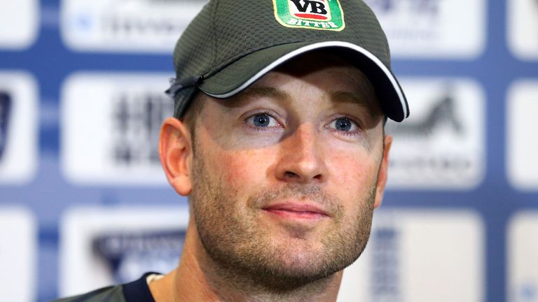 Michael Clarke: Australia captain not giving up Ashes hope