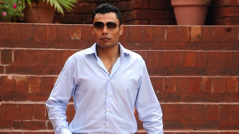 Danish Kaneria: Has been banned from cricket for life