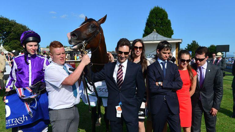 Darwin: Won at Fairyhouse on Sunday