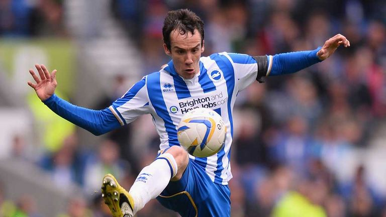 David Lopez: Nine goals for Brighton last season