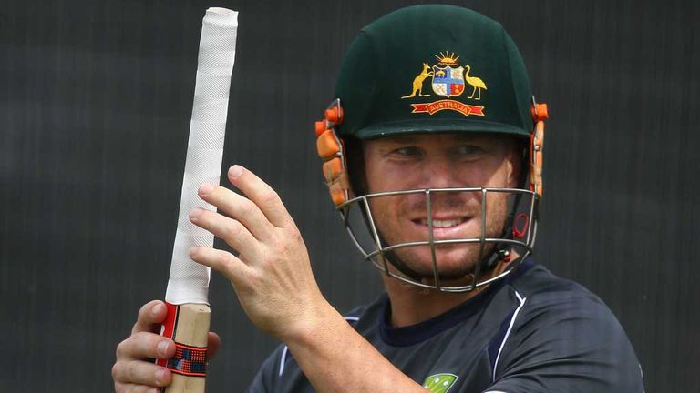 David Warner: impressed for Australia 'A'